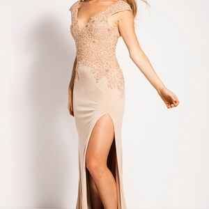 Jovani Prom 2018 Dress Evening Gown Authentic 5113
